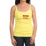 Eliseo, Name Tag Sticker Ladies Top