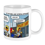 0554 - Give me your wallet Mug