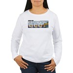 0554 - Give me your wallet Women's Long Sleeve T-S