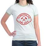 Sunnymead V.F.D. Jr. Ringer T-Shirt
