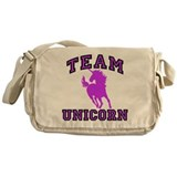 Team Unicorn Messenger Bag