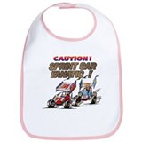 Sprint Car Fanatic Bib