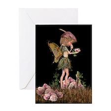 The Garlic Fairy Greeting Card