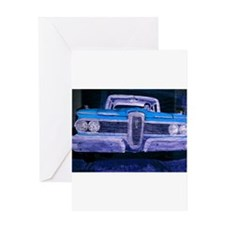 59 EDSEL Greeting Card