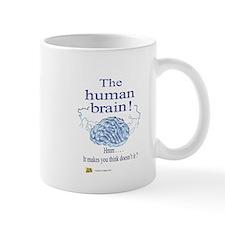 The human brain Mug