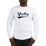 Yreka - Vintage Long Sleeve T-Shirt