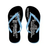 Unique Ecology Flip Flops