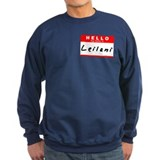 Leilani, Name Tag Sticker Jumper Sweater