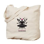 Mothership HackerMoms Logo Tote Bag