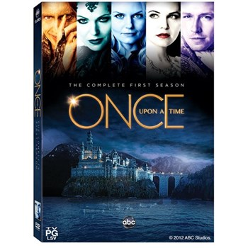 [PRE-ORDER] Once Upon a Time: The Complete First Season DVD
