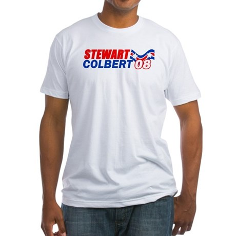 Stewart Colbert '08 Fitted T-Shirt