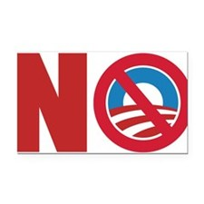 anyone but obama.png Rectangle Car Magnet