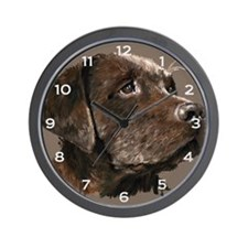 choc lab_wall clock.png Wall Clock