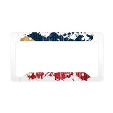 Philippines Flag License Plate Holder