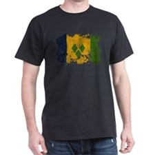 Saint Vincent Flag T-Shirt