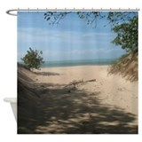 Tropical Escape Shower Curtain