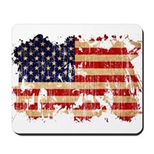 United States Flag Mousepad