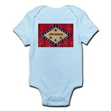 Arkansas textured aged copy.png Onesie