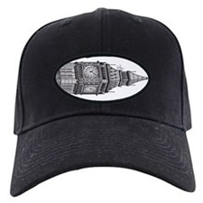 London Big Ben Baseball Hat