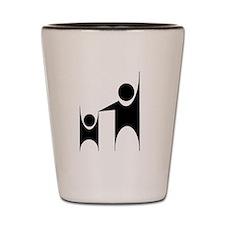 Humanist Parent Shot Glass