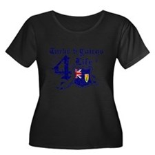 Turks and Caicos Island for life designs T