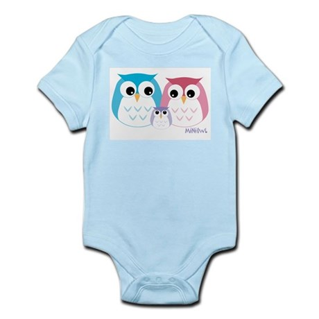 Owls Bodysuit