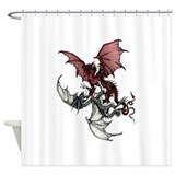 Tales of the Lorekeepers Shower Curtain