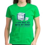 I Can Melt Ice With My Mind Tee
