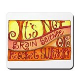Brain Science Mousepad
