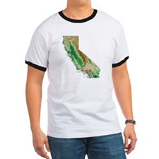 Cute California map T