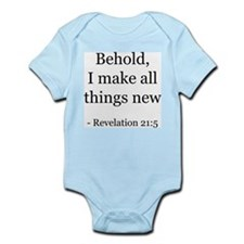 Revelation 21:5 Infant Creeper