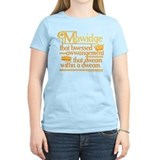 Princess Bride Mawidge Speech Women's T-Shirt
