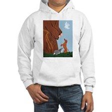 Dachshund And St. Francis Hoodie