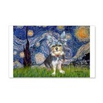 Starry-AussieTerrier2 20x12 Wall Decal