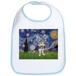 Starry-AussieTerrier2 Bib
