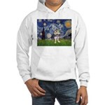 Starry-AussieTerrier2 Hooded Sweatshirt