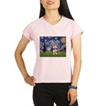Starry-AussieTerrier2 Performance Dry T-Shirt