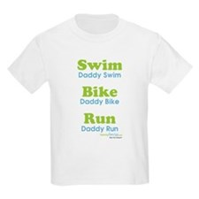Funny Ironman triathlon biking T-Shirt