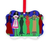 Women in Peace 1 Ornament