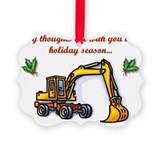 Heavy Machinery Ornament
