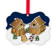 Gingerbread Houses Ornament