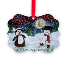 Christmas Wishes Ornament