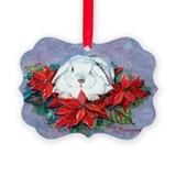 White Rabbit Christmas Ornament20)