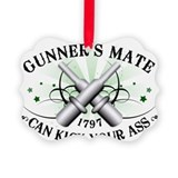 My Gunner's Mate Picture Ornament