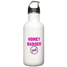 Fearless Honey Badgers Water Bottle