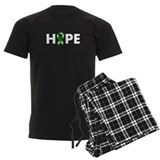Green Ribbon Hope Pajamas