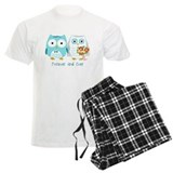 Owls Wedding pajamas