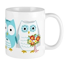 Owls Wedding Mug