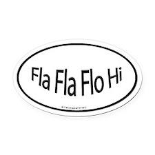 Fla Fla Flo Hi (Oval)