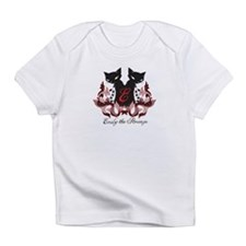Cat Crest Infant T-Shirt
